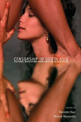 Kaur-Censorship South Asia BOOK NEW