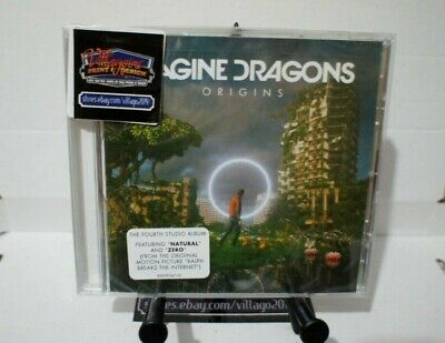 Imagine Dragons - Origins   NEW CD FREE SHIPPING!!