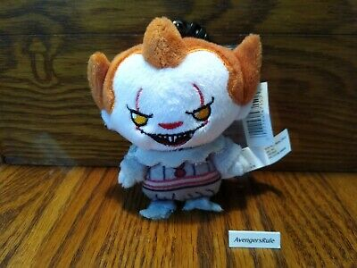 Horror Properties Series 5 Plush Bag Clip Pennywise (IT)