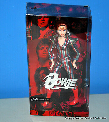 Barbie David Bowie 2019 Ziggy Stardust Limited Edition New!