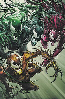 Absolute Carnage Separation Anxiety #1 1:100 Clayton Crain Virgin Variant 2019