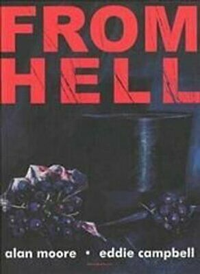 From Hell by Alan Moore 9780861661411 | Brand New | Free UK Shipping