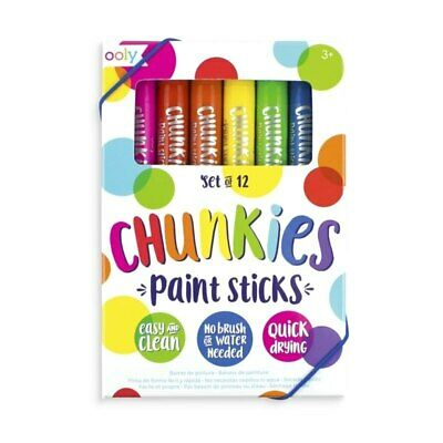 Chunkies Paint Sticks - Great for little hands