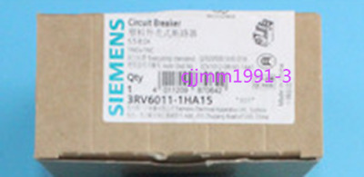 1PC New Siemens Circuit Breaker 3RV6011-1HA15 5.5-8A Leakage Protection