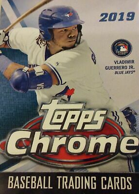 2019 Topps Chrome Base 1-203 Tatis Jr. Rc You Choose Baseball Card Free Shipping