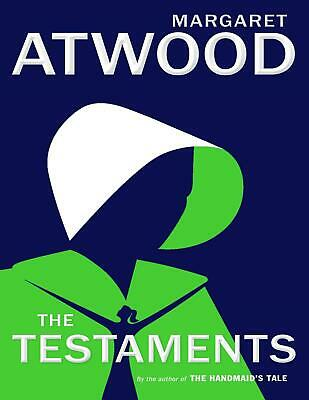 The Testaments 2019 by Margaret Atwood  (E-B0K&AUDI0B00K||E-MAILED) #25