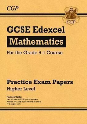 GCSE Maths Edexcel Practice Papers: Higher - for the Grade 9-1 ... 9781782946595