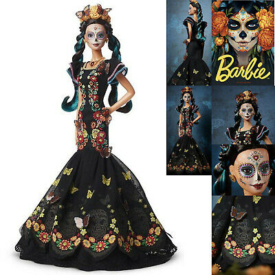 Barbie Dia De Los Muertos Doll 2019 Day of the Dead Mexican *PREORDER CONFIRMED*