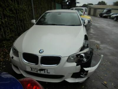 2013 BMW 320d m-sport coupe damaged/repairable salvage