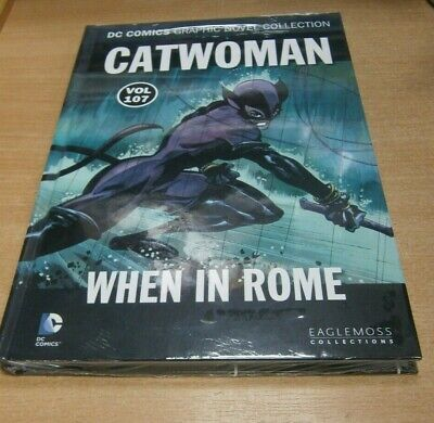 DC Comics Graphic Novel Collection #107 When in Rome