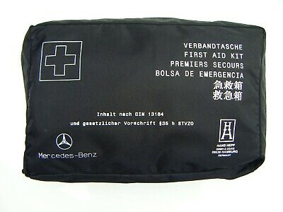Genuine Mercedes-Benz In Car First Aid Kit New