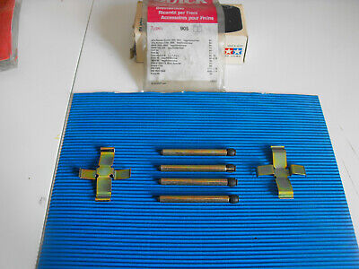 Rare Kit Accessoires Plaquettes Freins Alfa/Bmw/Daf/Opel/Simca/Vw/Volvo
