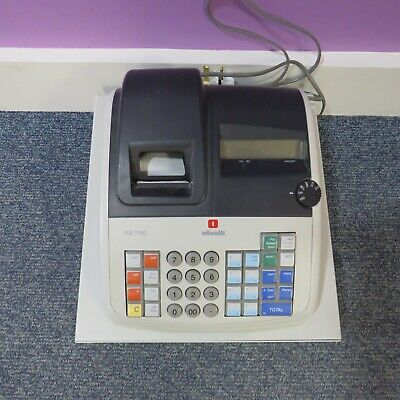 Olivetti ECR 7100 Working Tested Till Shop Play Children's