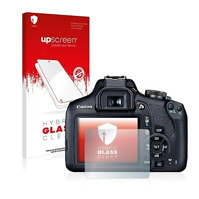 Glass film screen protector Canon EOS 2000D screen cover protection