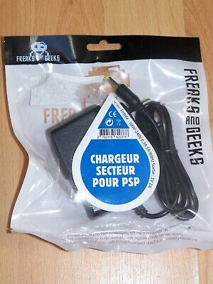 Chargeur Pour Sony Psp - Neuf - Marque Freaks And Geeks