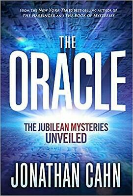 The Oracle: The Jubilean Mysteries Unveiled (Hardcover, 2019)Jonathan Cahn  New