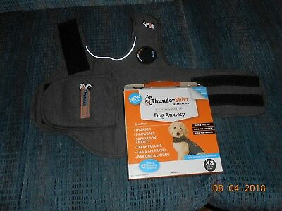 New ThunderShirt Insanely Calm Dog Anxiety Size XS 8-14 lbs