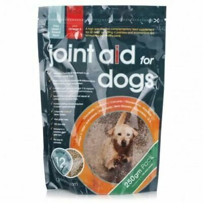 GWF Joint Aid Support Supplement For Dogs With Glucosamine & Omega 3 500g