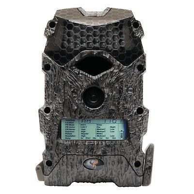 Wildgame Innovations Mirage 16 16MP 720p Video Hunting Game Trail Camera, Camo