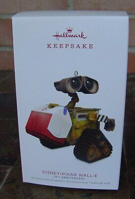 Hallmark 2018 Ornament Disney Pixar Wall-E 10th Anniversary NIB