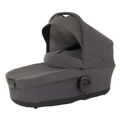 BabyStyle Hybrid 2 Carrycot (Slate) - Suitable For Newborns