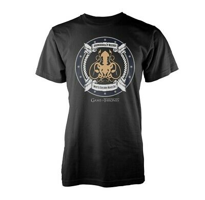 Game Of Thrones - Iron Born (NEW MENS T-SHIRT )
