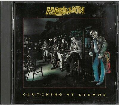 Marillion - 1987 Clutching at Straws - CD TOP Zustand