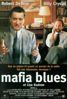 AFFICHE ORIGINALE - Mafia Blues - 1999 - Robert DeNiro - 116x158cm - CINEMA