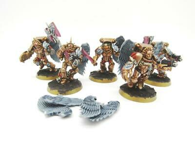 (w2689) Sanguinary Guard Squad Blood Angels Space Marines Adeptus Astartes 40k W