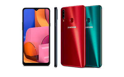 New Samsung Galaxy A20S 32GB 3GB RAM SM-A207/DS Dual Sim (FACTORY UNLOCKED) 6.4""
