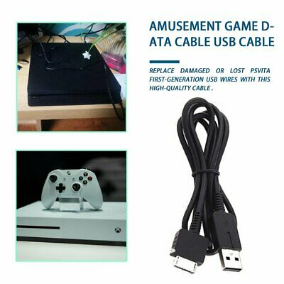 2 in 1 USB Charging Lead Charger Cable for Sony Playstation PS Vita GN