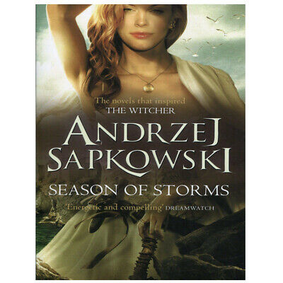 Season of Storms: A Novel of the Witcher By Andrzej Sapkowski  Paperback NEW