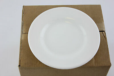 24 x Side Plate white round 16 cm Intensity Bone Arcoroc