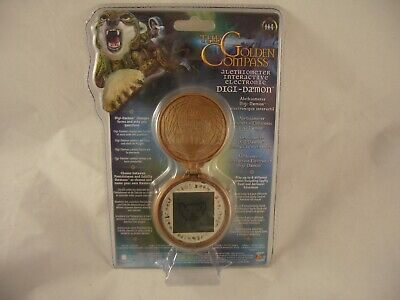 The Golden Compass Digi Daemon Electronic Alethiometer Virtual Pet Tamagotchi