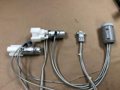 Pneumatic test-tube holding Clamps SMC MHS3-16D WORK WELL