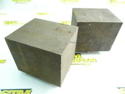 "29.0Lb Alloy Steel Solid Square Stock 3-1/2"" X 4"""
