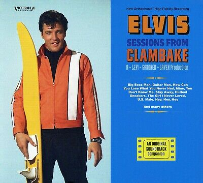 Elvis Presley Elvis Sessions From Clambake