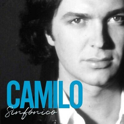 "2CDD CAMILO SESTO ""SINFONICO -CD + DVD-"".New and sealed"
