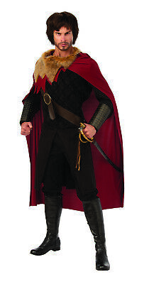 Medieval King Mens Adult Game Of Thrones Halloween Costume