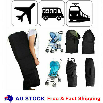 Infant Pushchair Storage Bag Stroller Baby Pram Cover Umbrella Bag Travel Bag