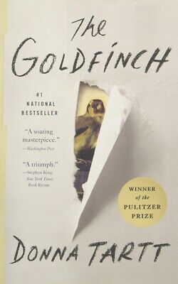 The Goldfinch: A Novel (Pulitzer Prize for Fiction) By : Donna Tartt