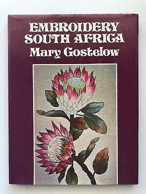 Embroidery South Africa by Mary Gostelow
