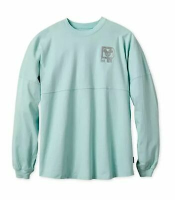 Disney Parks Frozen Arendelle Aqua Spirit Jersey Adult Size XXL New With Tags