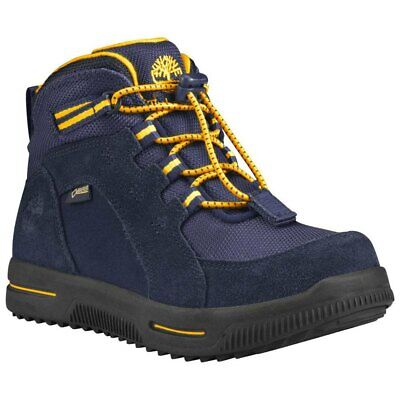 Timberland City Stomper Goretex Mid Hiker Youth Azul T07305/ Botas y botines