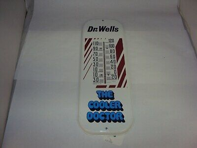 """Vintage Dr Wells 16"""" Thermometer 508-Q"""