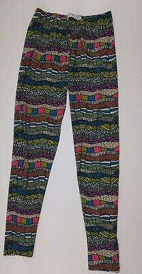 Yelete Colorful Girls' Leggings One Size Fits All