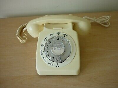 G.p.o.746  Ivory Telephone  Fully Restored - Worth A Look