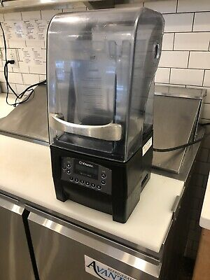"""Vitamix 36019 """"The Quiet One"""" Commercial Blender - On-Counter Top Model With Jar"""