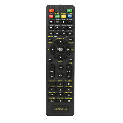 NO PROGRAMMING LCD/LED/3D Smart TV Remote for Samsung/TCL/Hisense/Sony Smart