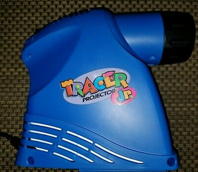 Tracer Projector Jr Artograph Blue Art Light Creative - Works Perfectly!